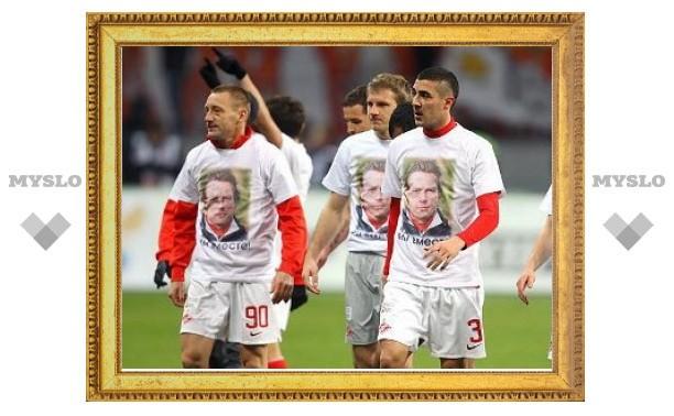 Увольнение Карпина отложили по просьбе футболистов