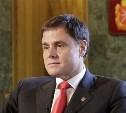 Владимир Груздев поздравил сотрудников органов госбезопасности