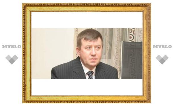 Туляков примет начальник УВД