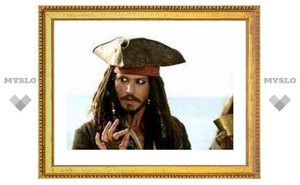 """Состоялась премьера ролика """"Пиратов Карибского моря 3"""""""