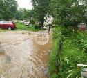 Администрация Тулы:  «Двор на Косой Горе подтапливает из-за отсутствия водоотведения и благоустройства»
