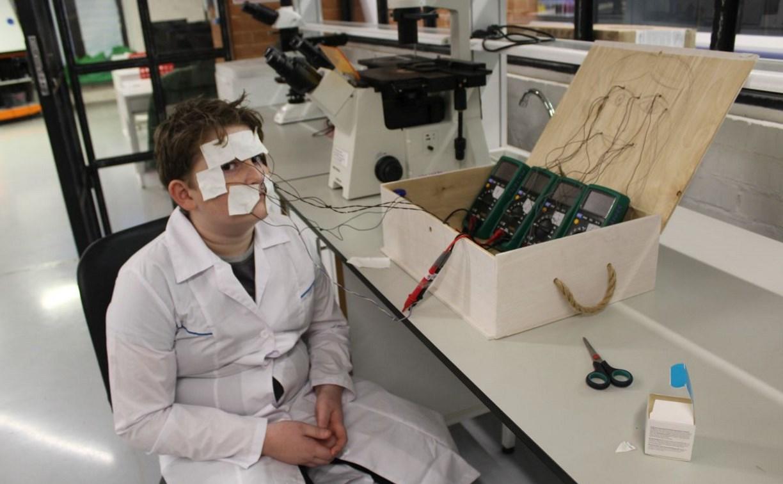 Тульские школьники разработали тренажер для реабилитации больных после инсульта