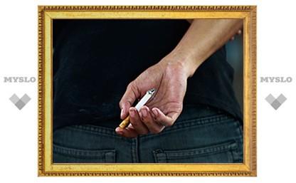 Опубликован список мест, где тулякам запретят курить