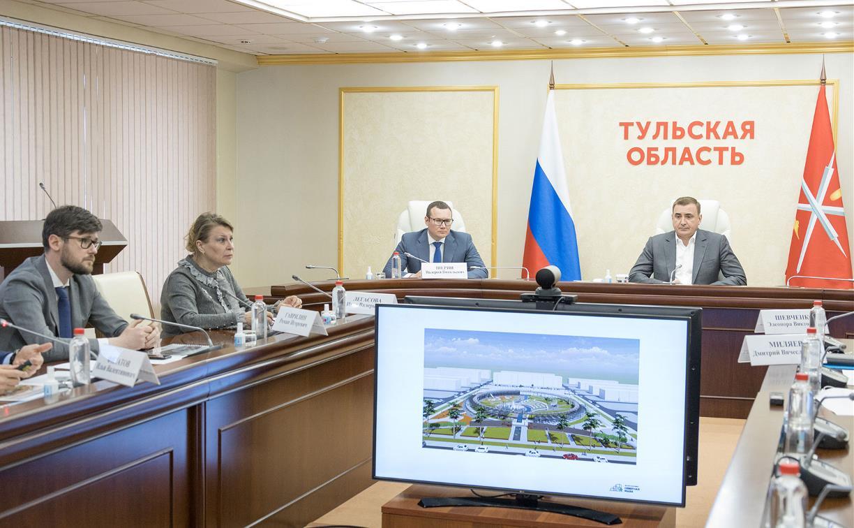 В Туле появится сквер имени академика Валерия Легасова