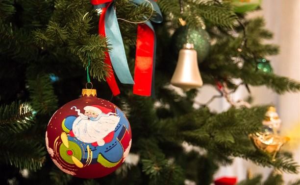 На новогодних каникулах тулякам покажут «Зимнюю сказку»