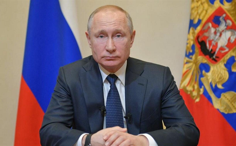 Владимир Путин сегодня выступит с новым обращением к россиянам