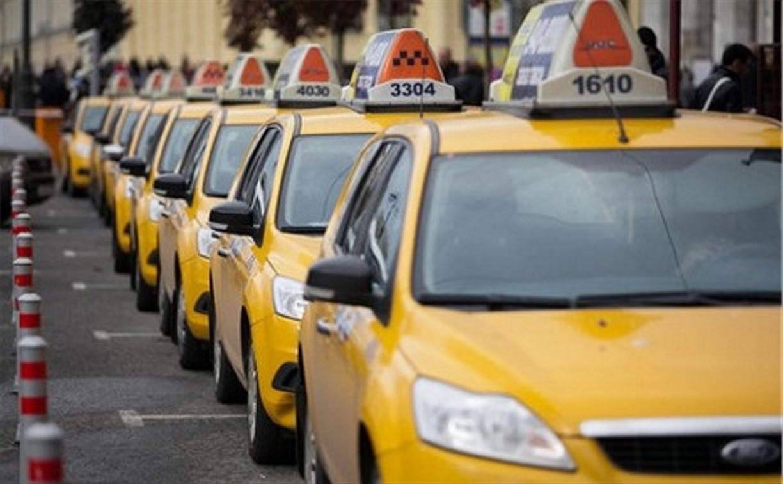 Такси в Туле будут только жёлтые