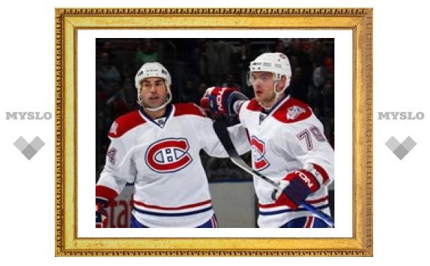 Ковалев и Марков набрали пять очков в матче НХЛ