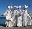 Тульский театр моды победил на фестивале в Греции
