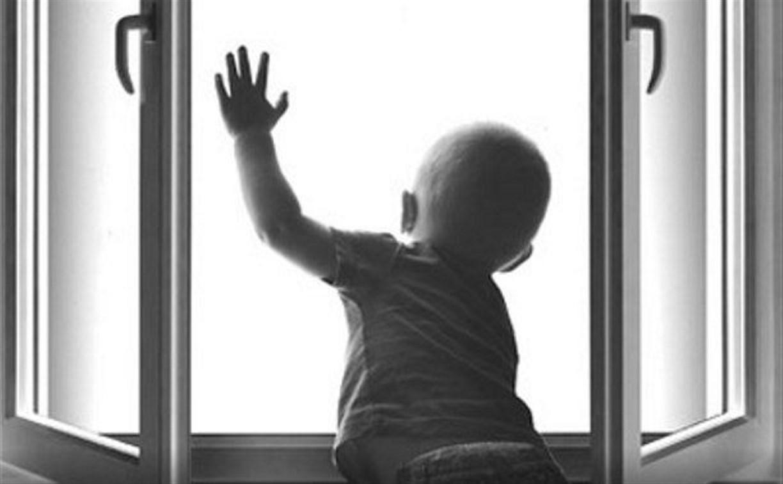 Памятка МВД: как уберечь ребенка от падения из окна