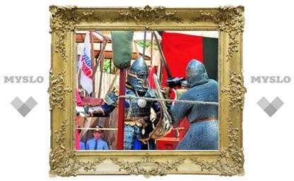 Тульские рыцари забили варягов