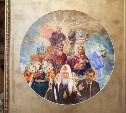 Тульский художник о картине с Путиным, Богородицей и Николаем II: «Искренне не понимаю негодования!»