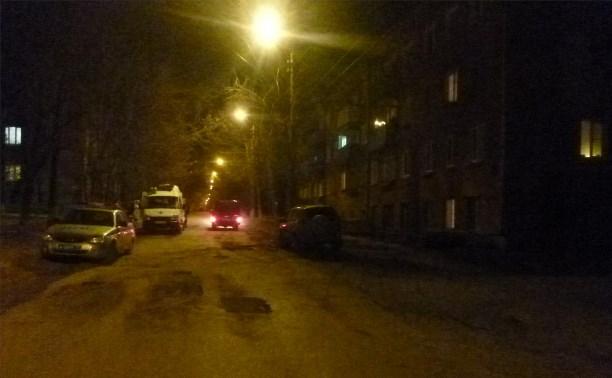 В Пролетарском районе водитель «Дэу» сбил пешехода и уехал