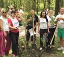 Зеленый марафон – праздник семейный