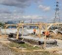 В Туле на Пролетарской набережной строят крутой скейт-парк