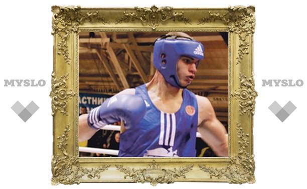 Наши боксеры стали «золотыми»
