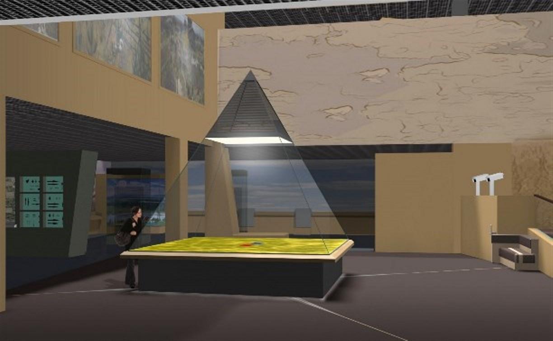 В музее «Куликово поле» появится стеклянная пирамида с солдатиками