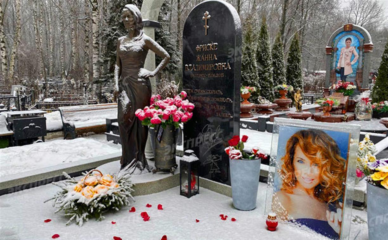 Тулячку прогнали с могилы Жанны Фриске за попытку приготовить приворотный суп со снегом