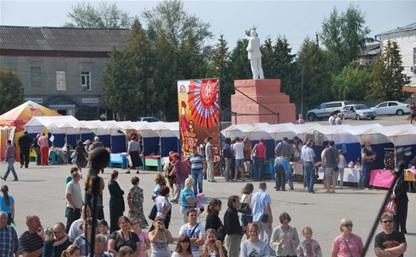 В Тульской области впервые прошел фестиваль глиняной игрушки