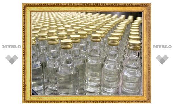 За сбыт некачественного спиртного жительница Тульской области заплатит 8 тысяч рублей