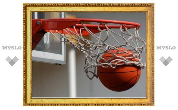 Второй баскетбольный матч БК «Тула-ЩекиноАзот» - БК «Рязань-2» покажут онлайн