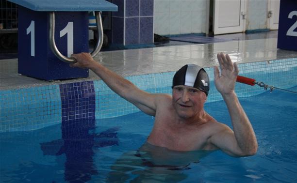 Тульские пловцы привезли двенадцать медалей с чемпионата мастеров