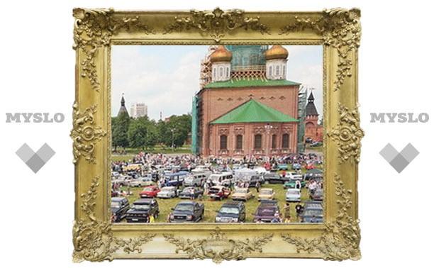 Автострада-2012 в Туле: Машина Геринга и автомобили-монстры