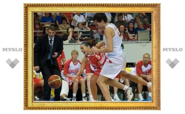 Россиянки вышли в финал чемпионата Европы по баскетболу