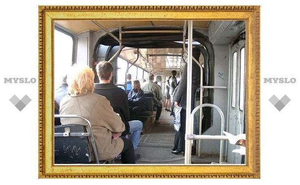 После травмы, полученной в троллейбусе, тулячка не может ходить