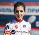 Велогонщица тульской команды Диана Климова завоевала второе золото на первенстве Европы