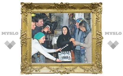 Венев-Монастырь стал киноплощадкой