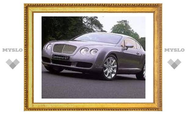 Второй москвич за месяц лишился своего Bentley
