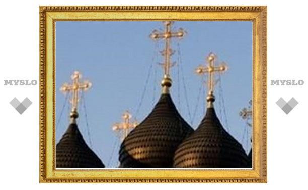Правительство Тульской области сотрудничает с церковью