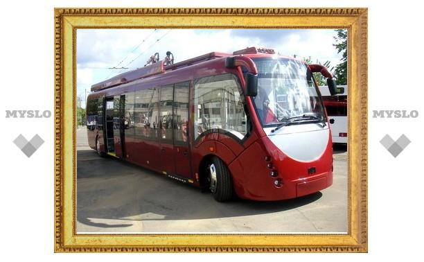 В Туле появятся современные троллейбусы