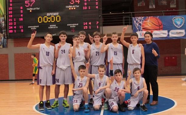 Тульские баскетболисты не сумели пробиться в финал первенства России