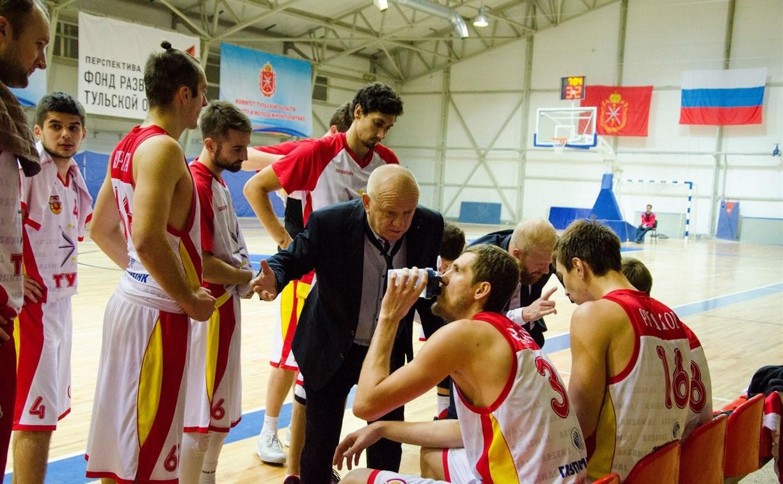 Баскетболисты «Арсенала» проведут мастер-класс в Богородицке
