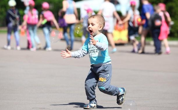 Тульские парки открыли сезон
