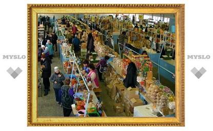 В Привокзальном районе Тулы появится новый рынок