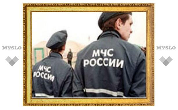 В Крымск отправили отряд тульских спасателей