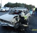 В ДТП на Одоевском шоссе пострадали два пенсионера
