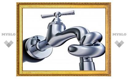 Где 8 октября в Туле не будет воды