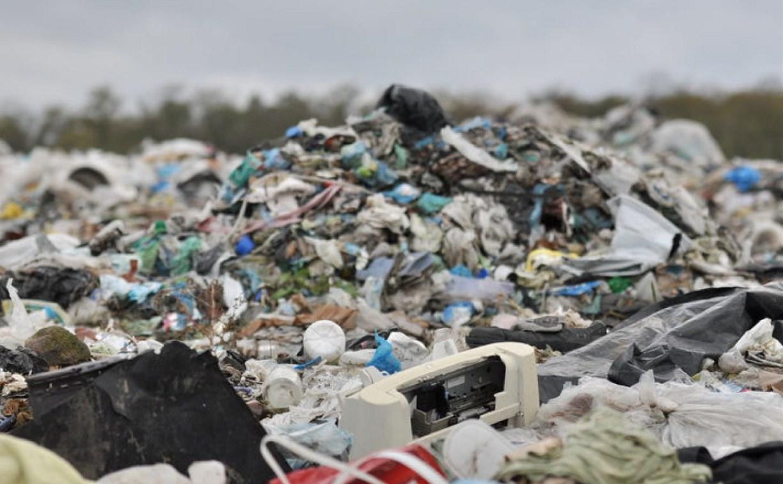 В Щекинском районе свозят отходы на закрытый мусорный полигон