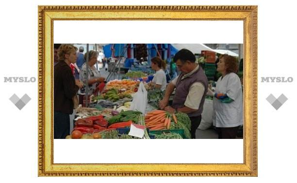 Как работают рынки и торговые центры 9 Мая