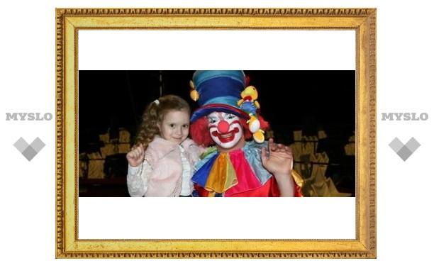 В Тулу приехал новый цирк!
