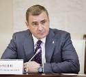 Алексей Дюмин провёл личный приём граждан