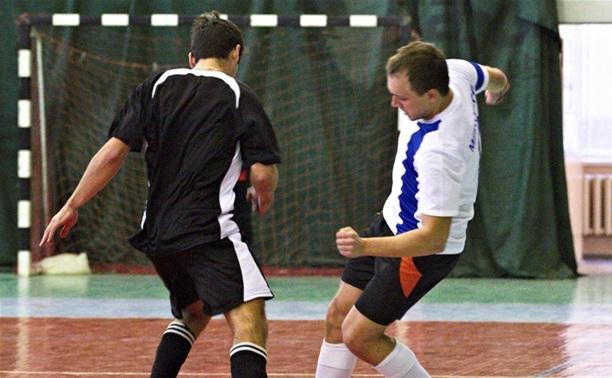 Очередной тур в Тульской лиге любителей футбола подарил ряд интересных матчей