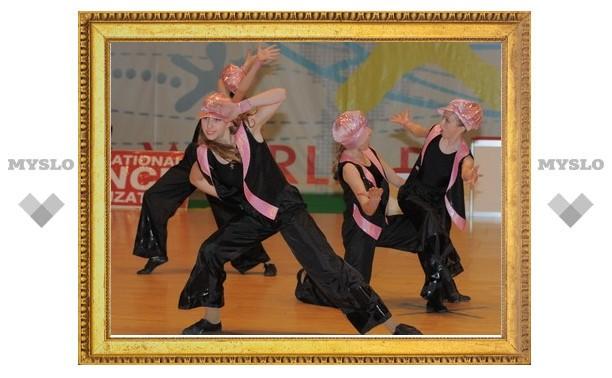 Туляков приглашают на конкурс танца!