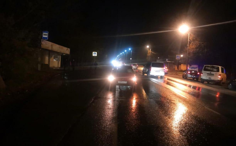 Тулячка погибла в ДТП: девушку сбили сразу две машины