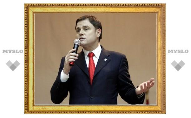 Владимир Груздев назвал «криками» попытки оппозиционных партий оспорить результаты выборов