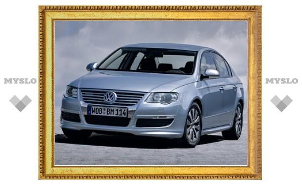 Дизельный VW Passat установил мировой рекорд экономичности